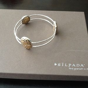 Silpada B2415 Romance Novel Bracelet